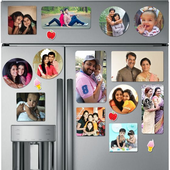 Family Magnets. Set of  12