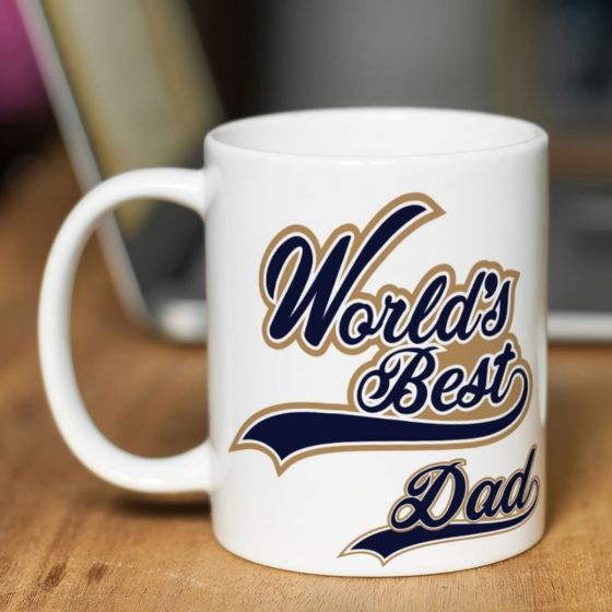 World's best dad mug Delhi, Gurgaon