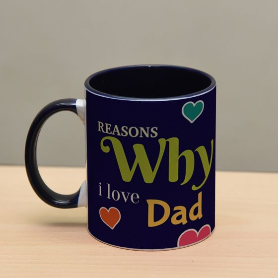 Customized mug for father- Bengaluru, Chennai