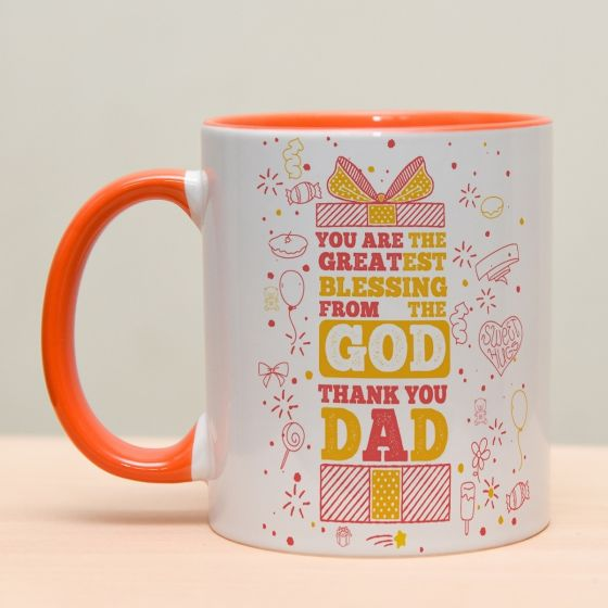 father's day mug for dad  in chennai