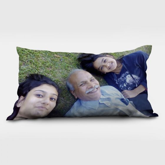 Photo pillow for Grandfather, Chennai