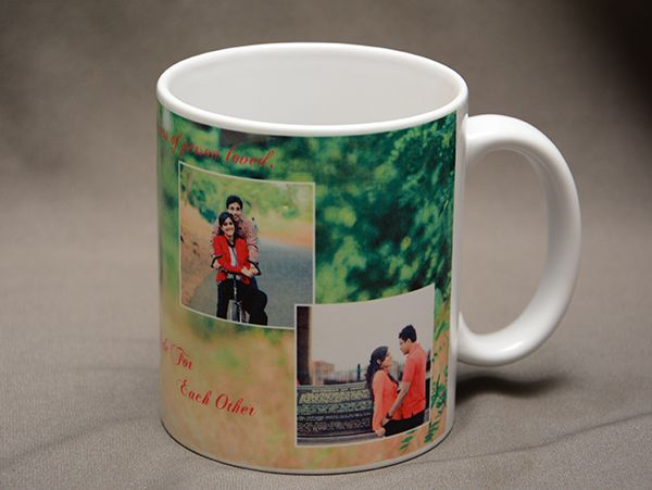 Customized photo mugs in Delhi