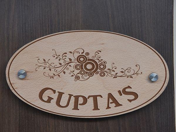 Nameplates in Delhi