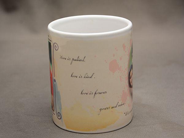 2 picture customize photo mugs in mumbai