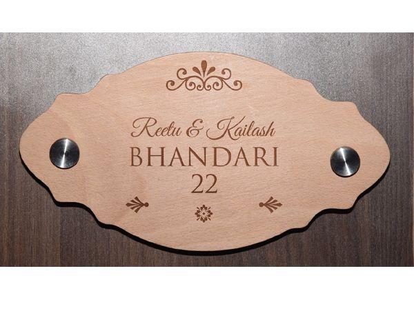 Online door name plates in Mumbai