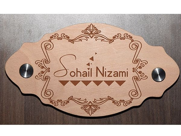 Door name plates lucknow,kanpur
