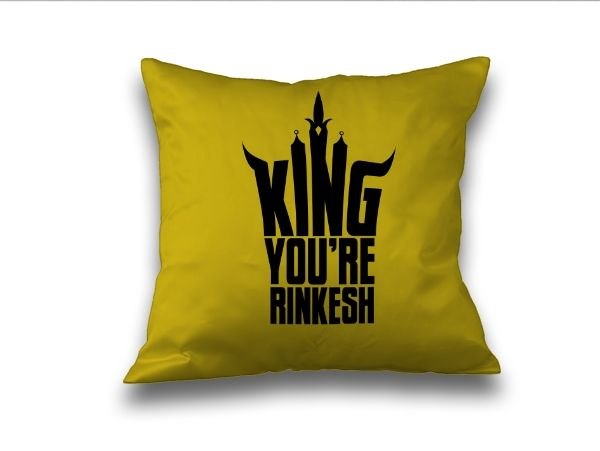 King You Are