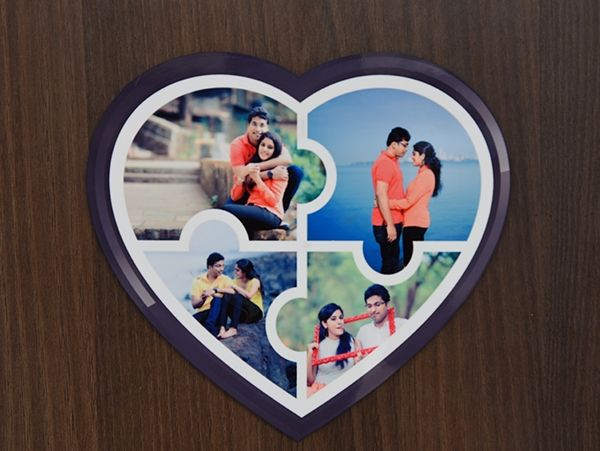 Gifts for couples, customized frames