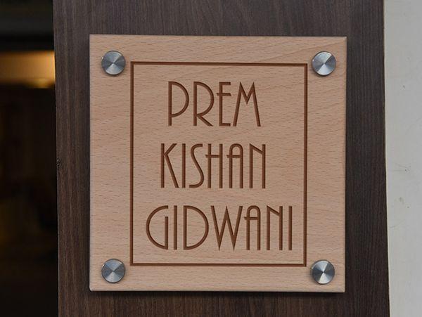 Door name plates Delhi