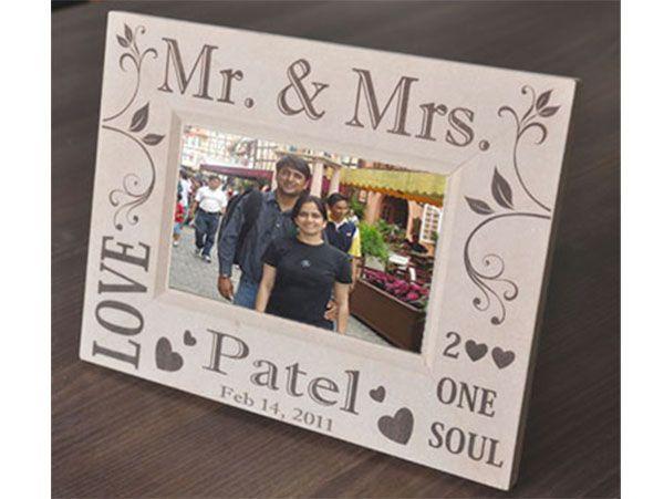 Photo Frame (M. & Mrs. Design)