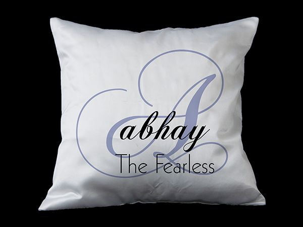 Personalized cushions with names in chennai, India