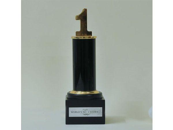 NO 1 award.