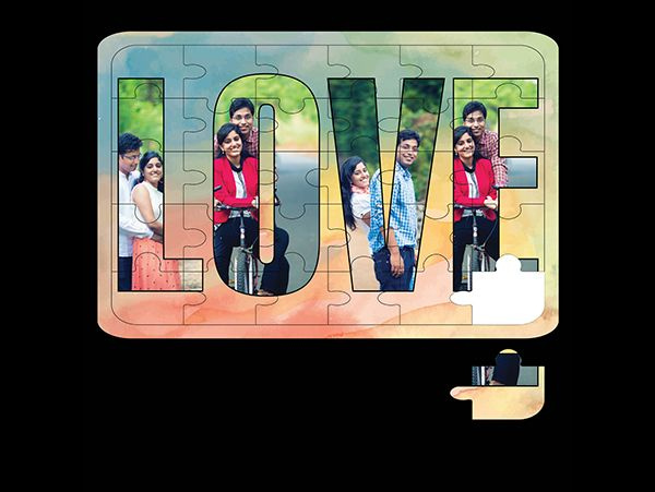Print puzzles in Chennai. Customized.