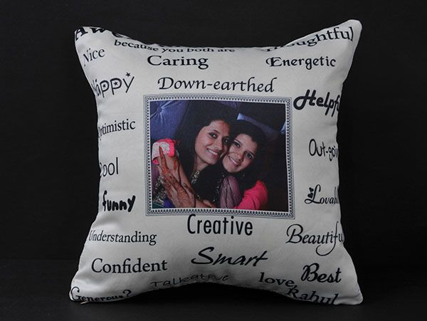 Personalized photo pillows in Bangalore, India