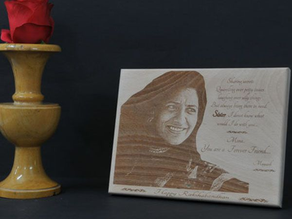 Engraved wooden plaques in Hyderabad, Bengaluru, Chennai