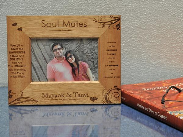 Photo Frames in Bengaluru. Engraved, Wooden.