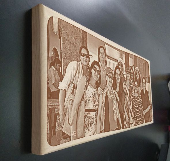 Vacation frame, plaque, souvenir, memento