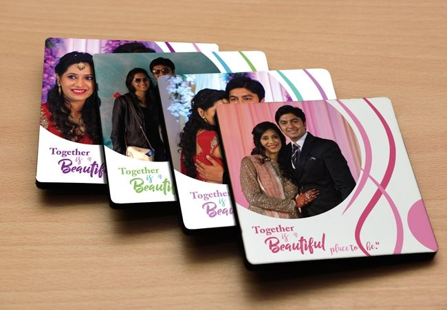 Personalized Coasters Bengaluru