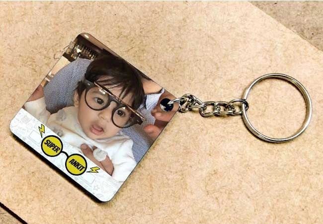 Personalized photo Key Chains, chennai