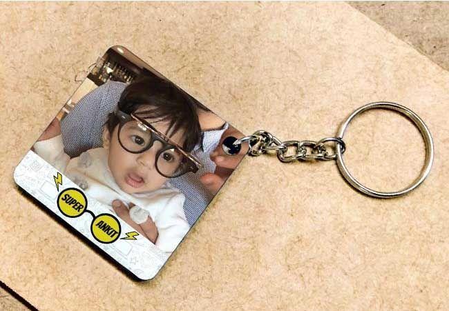 Personalized photo Key Chains, chennai