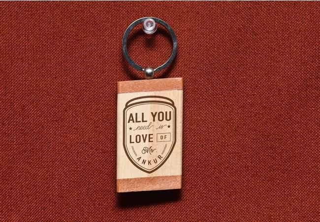 Personalized Keychains Delhi