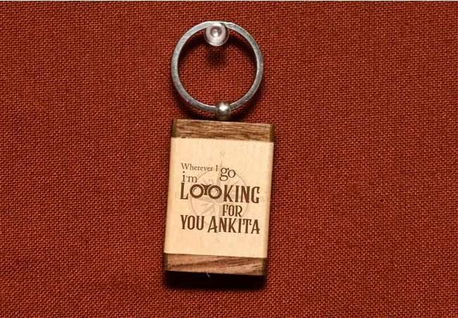 personalized key chains Mumbai