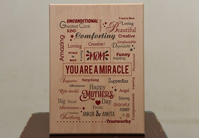 Printed wooden plaques, Pune