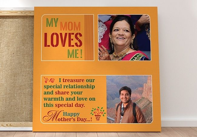Personalized Canvas For Mom, Pune