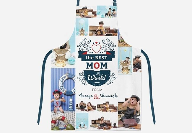 photo aprons for mother, bengaluru
