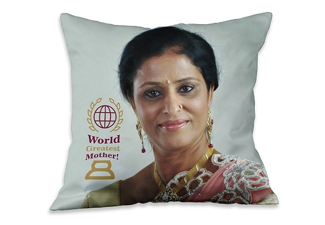 Greatest Mom Cushion , Delhi
