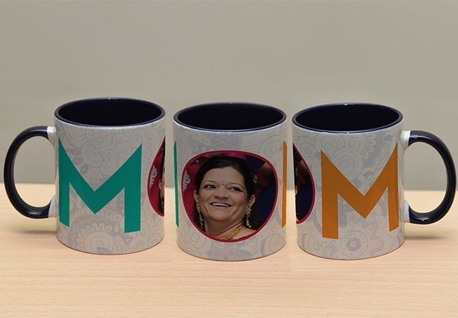 Customized Mother's day Mugs Lucknow