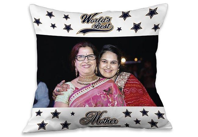 World's Best Mom Cushions, Ahmedabad.
