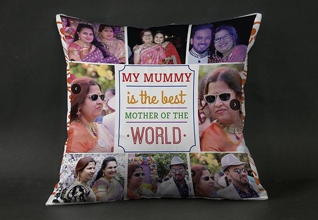 Collage Cushions for mom, Bengaluru