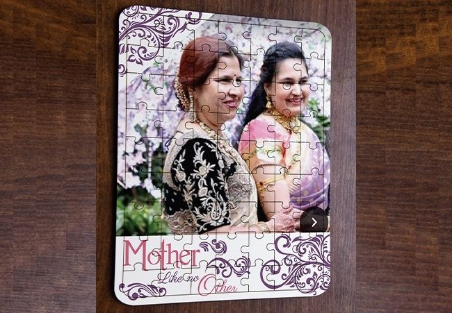 Photo puzzles for Mom, hyderabad