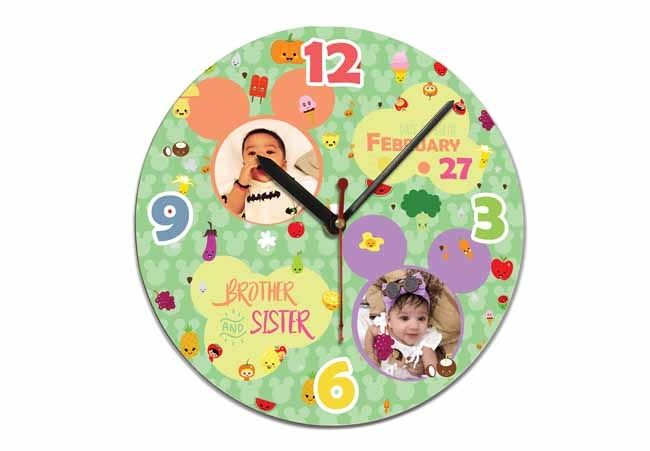 photo clocks for kids, Mumbai