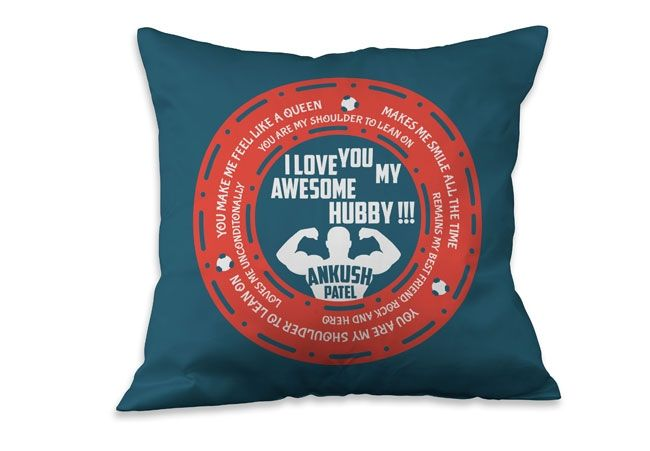 personalized cushions in Pune