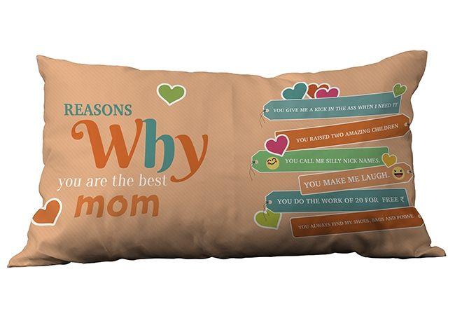 Pillows for Mom, Delhi