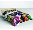 Online personalized photo bed sheet in Mumbai, Bengaluru, Chennai, India.